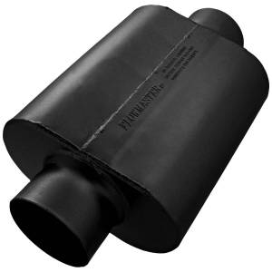 Exhaust Components - Mufflers - Flowmaster - Flowmaster 40 Series Race Muffler - 5.00 Center In / 5.00 Center Out - Aggressive Sound 965040-12