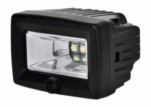 """Lighting - Off Road Lights - KC HiLiTES - KC HiLiTES 2"""" C-Series C2 LED Area Flood Light - #1328 1328"""
