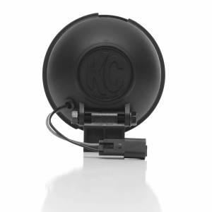 "Lighting - Off Road Lights - KC HiLiTES - KC HiLiTES 5"" Apollo Pro Halogen - Black - KC #1451 (Spread Beam) 1451"