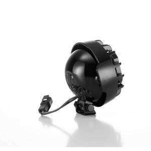 "Lighting - Off Road Lights - KC HiLiTES - KC HiLiTES 4"" Rally 400 Halogen Single Light - Black - KC #1490 (Spread Beam) 1490"