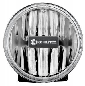 Lighting - Fog Lights - KC HiLiTES - KC HiLiTES Gravity LED G4 Universal LED Amber Fog Light Single - #1495 1495