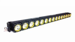 """Lighting - Off Road Lights - KC HiLiTES - KC HiLiTES 30"""" KC FLEX LED Light Bar System - Combo Beam - KC #276 276"""