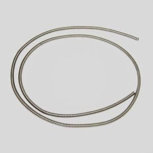 "KC HiLiTES 72"" Flex Tubing - Stainless Steel - KC #30336 30336"