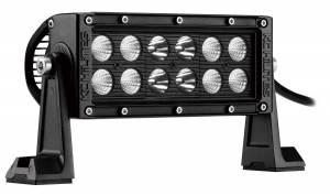 "Lighting - Off Road Lights - KC HiLiTES - KC HiLiTES 6"" C SERIES C6 LED LIGHT BAR COMBO BEAM - KC #314 (SPOT/SPREAD BEAM) 314"