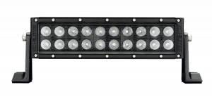 "Lighting - Off Road Lights - KC HiLiTES - KC HiLiTES 10"" C Series C10 LED Light Bar Combo Beam - KC #334 (Spot/Spread Beam) 334"