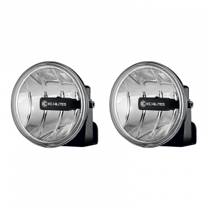 Lighting - Fog Lights - KC HiLiTES - KC HiLiTES Gravity LED G4 Fog Light Pair Pack System #495 - ( Amber Universal ) 495