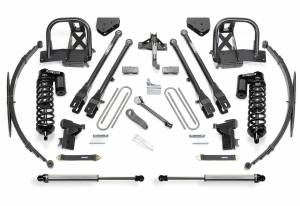 Fabtech - Fabtech 10in. 4LINK SYS W/DLSS 4.0 C/O/RR DLSS 2011-15 FORD F250 4WD K2152DL
