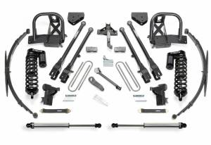 Fabtech - Fabtech 10in. 4LINK SYS W/DLSS 4.0 C/O/RR DLSS 2011-15 FORD F350 4WD K2154DL