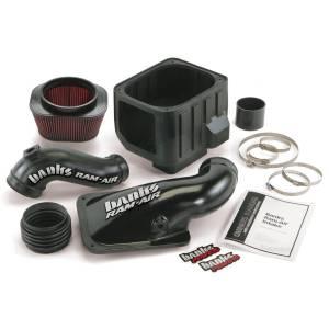 Performance - Air Intakes - Banks Power - Banks Power Ram-Air Cold-Air Intake System, OiledFilter 42132