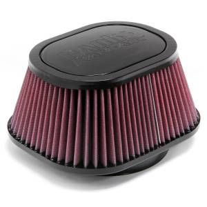 Air Intakes - Air Filters - Banks Power - Banks Power Air Filter Element - Oiled, for use with Ram-Air Cold-Air Intake Systems 42138