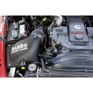 Performance - Air Intakes - Banks Power - Banks Power Ram-Air Cold-Air Intake System, Dry Filter 42175-D