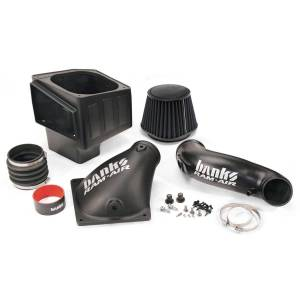 Performance - Air Intakes - Banks Power - Banks Power Ram-Air Cold-Air Intake System, Dry Filter 42180-D