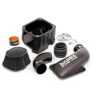 Performance - Air Intakes - Banks Power - Banks Power Ram-Air Cold-Air Intake System, Dry Filter 42220-D