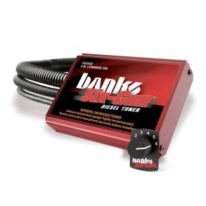 Performance - Chips & Tuners - Banks Power - Banks Power Six-Gun Diesel Tuner with Switch 61022