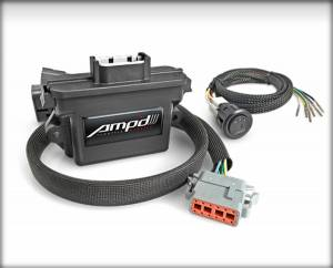 DiabloSport - DiabloSport Amp D Throttle Booster Kit with Power Switch 2007.5-2018 GMC/Chevrolet 6.6L Dura 28867-D