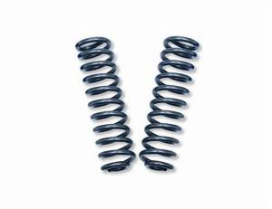 Pro Comp Suspension - Pro Comp Suspension 4 Inch Lift Front Coil Springs 24412