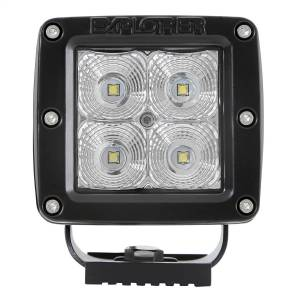 Pro Comp Suspension - Pro Comp Suspension 2X2 Square 5W Led Pair S4 Gen2 Flood Pattern 76406P