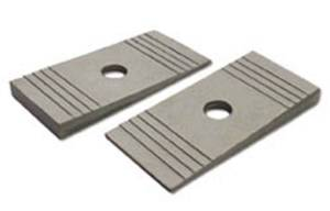 Suspension - Leaf Springs & Accessories - Pro Comp Suspension - Pro Comp Suspension 4 Degrees Shim/2 Pieces 99-400B