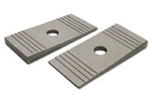 Suspension - Leaf Springs & Accessories - Pro Comp Suspension - Pro Comp Suspension 2.5In 6 Degree Shims Pr 99-600B