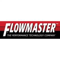Flowmaster - Flowmaster Exhaust Tip - 2.5 x 4.0 in Angle Cut Polished SS Fits 2.50 in. Tubing - Weld On 15395