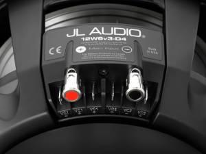 JL Audio - JL Audio 12W6v3-D4 12-inch (300 mm) Subwoofer Driver, Dual 4 ohm - Image 5