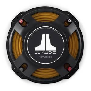 JL Audio - JL Audio 12TW3-D4 12-inch (300 mm) Subwoofer Driver, Dual 4 ohm - Image 5