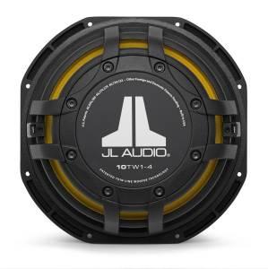 JL Audio - JL Audio 10TW1-4 10-inch (250 mm) Subwoofer Driver, 4 ohm - Image 8
