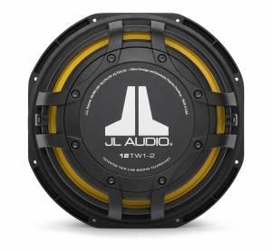 JL Audio - JL Audio 12TW1-2 12-inch (300 mm) Subwoofer Driver, 2 ohm - Image 5