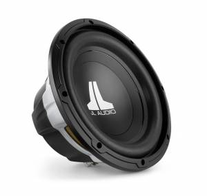 Products - Car Audio - JL Audio - JL Audio 10W0v3-4 10-inch (250 mm) Subwoofer Driver, 4 ohm