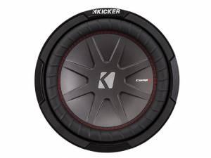 "Kicker - kicker 10"" CompR 4 Ohm - Image 1"