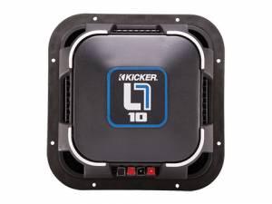 "Kicker - kicker 10"" L7 2 ohm Subwoofer - Image 1"