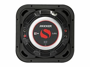 """Kicker - kicker 10"""" Solo-Baric L7T 2 Ohm - Image 2"""