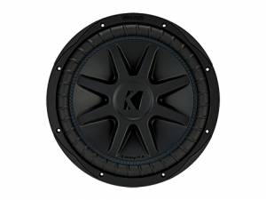 "Kicker - kicker 12"" CompVX 4 Ohm - Image 1"