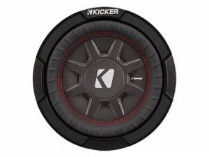 "Kicker - kicker 6 3/4"" CompRT 1 Ohm - Image 1"