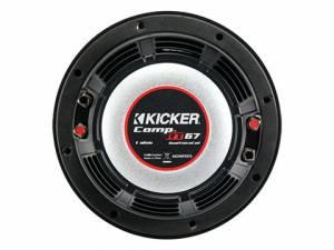 "Kicker - kicker 6 3/4"" CompRT 1 Ohm - Image 2"