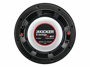 "Kicker - kicker 6 3/4"" CompRT 2 Ohm - Image 1"