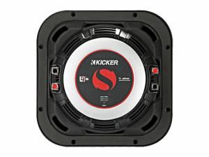 """Kicker - kicker 8"""" Solo-Baric L7T 4 Ohm - Image 1"""