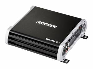 Kicker - kicker DXA500.1 Amplifier - Image 2