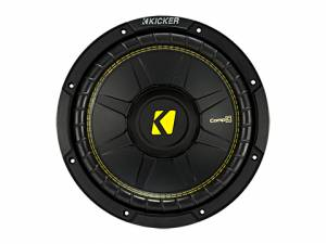 "Kicker - kicker 10"" CompC 4 Ohm DVC - Image 1"