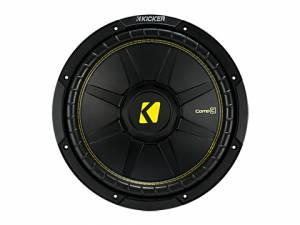 "Kicker - kicker 12"" CompC 4 Ohm SVC - Image 1"