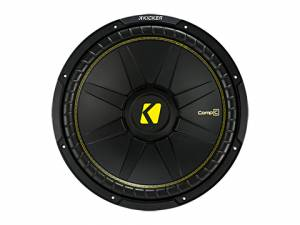 "Kicker - kicker 15"" CompC 4 Ohm SVC - Image 2"