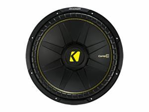"Kicker - kicker 15"" CompC 4 Ohm DVC - Image 2"