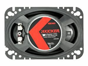"""Kicker - kicker KS Series 4x6"""" Coax - Image 1"""