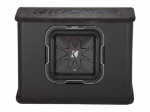 "Kicker - kicker 10"" L7 2? Loaded Enclosure - Image 2"