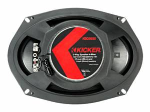 "Kicker - kicker KS Series 6x9"" 3-Way Coax - Image 1"