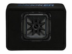 """Kicker - kicker Single 10"""" Solo-Baric L7S Enclosure - Image 2"""