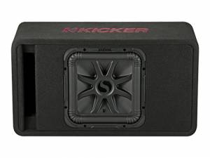 "Kicker - kicker Single 12"" L7R Enclosure - Image 2"