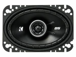 """Kicker - kicker DS Series 4x6"""" Coax - Image 1"""