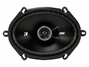"""Kicker - kicker DS Series 6x8"""" Coax - Image 2"""