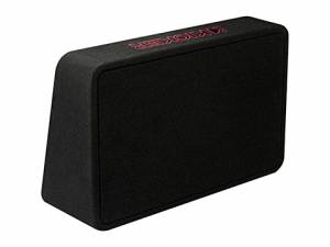 "Car Audio - Loaded Enclosures - Kicker - kicker Single 12"" L7T 2-Ohm Truck Enclosure"